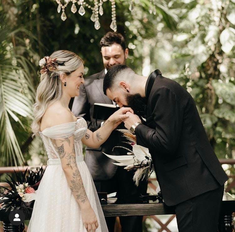 2 - Smoking slim para o noivo