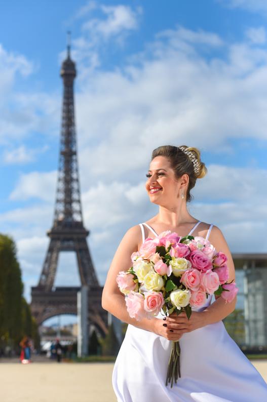40 - Vestido de noiva
