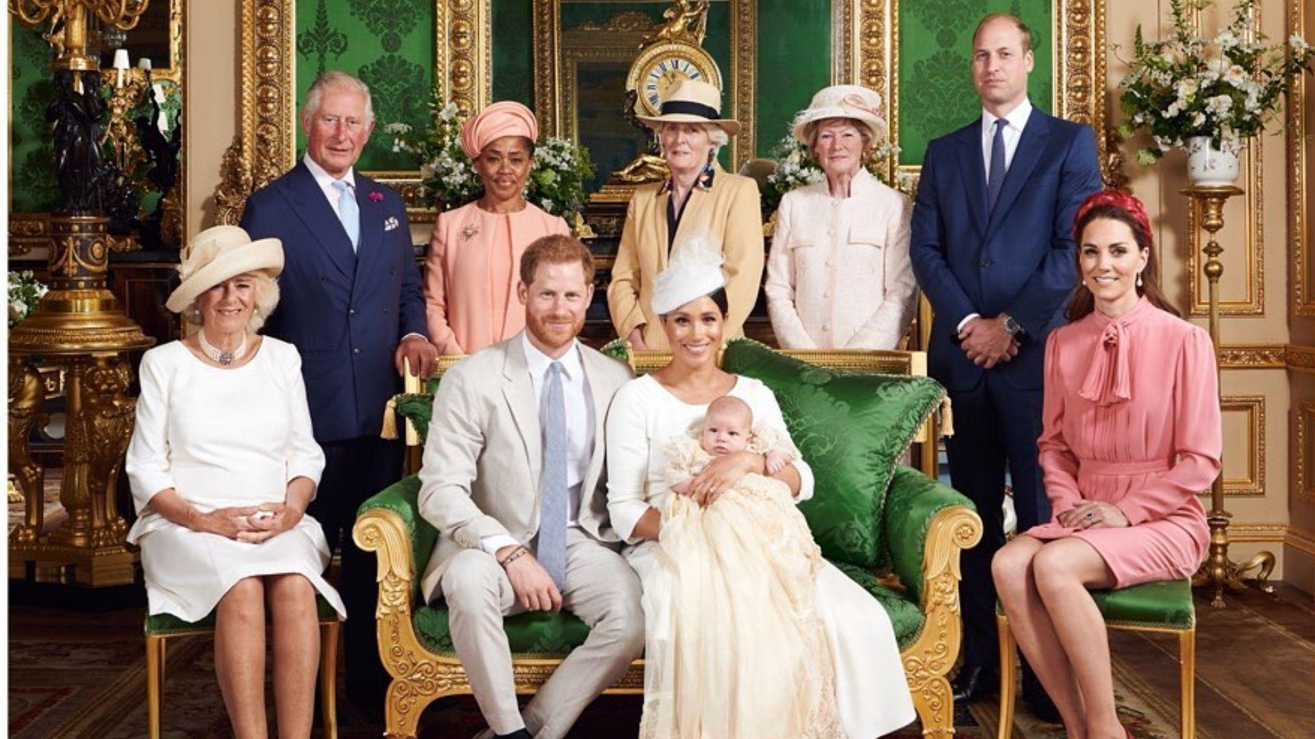 Vestidos marcantes da Família Real
