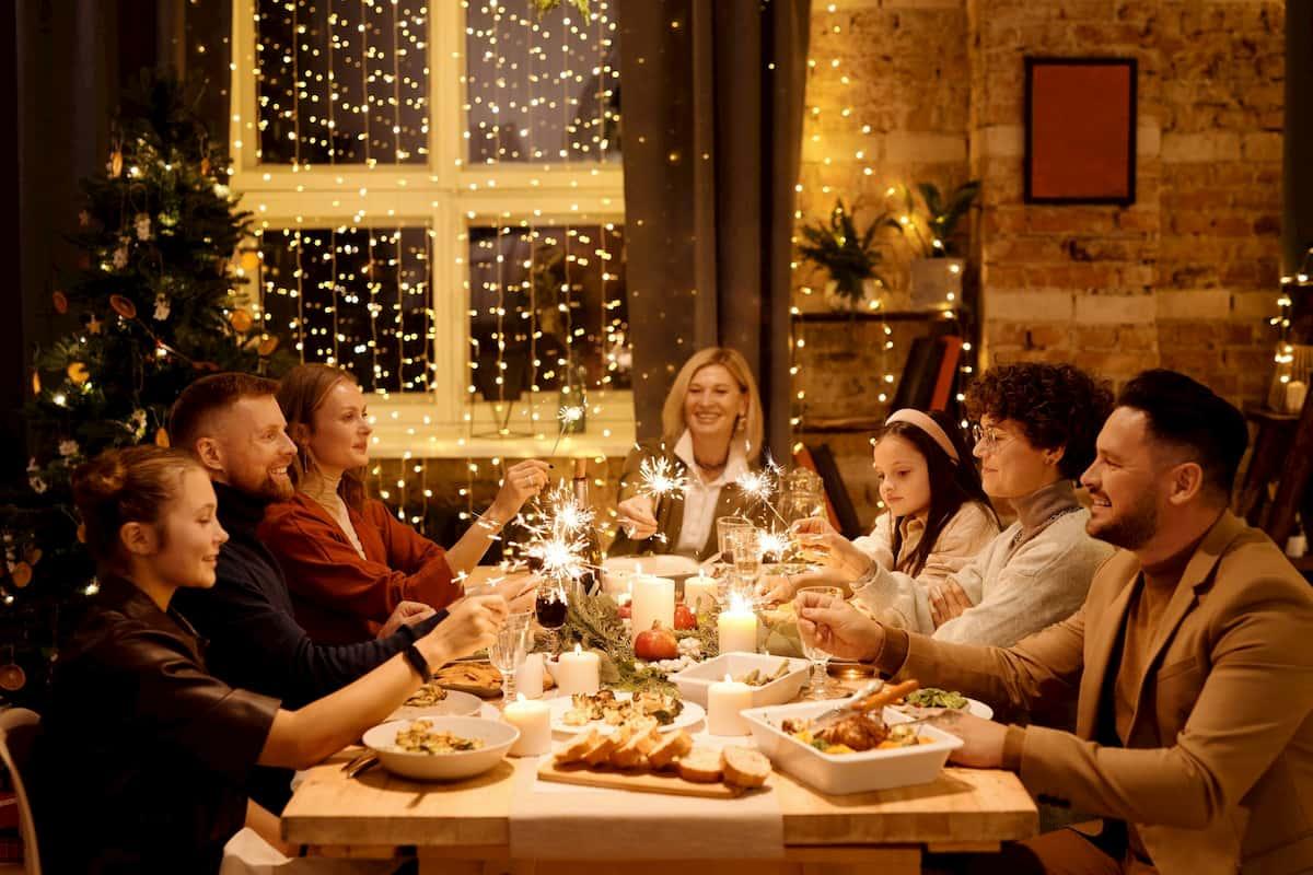 Natal 2020: Um brinde à família!