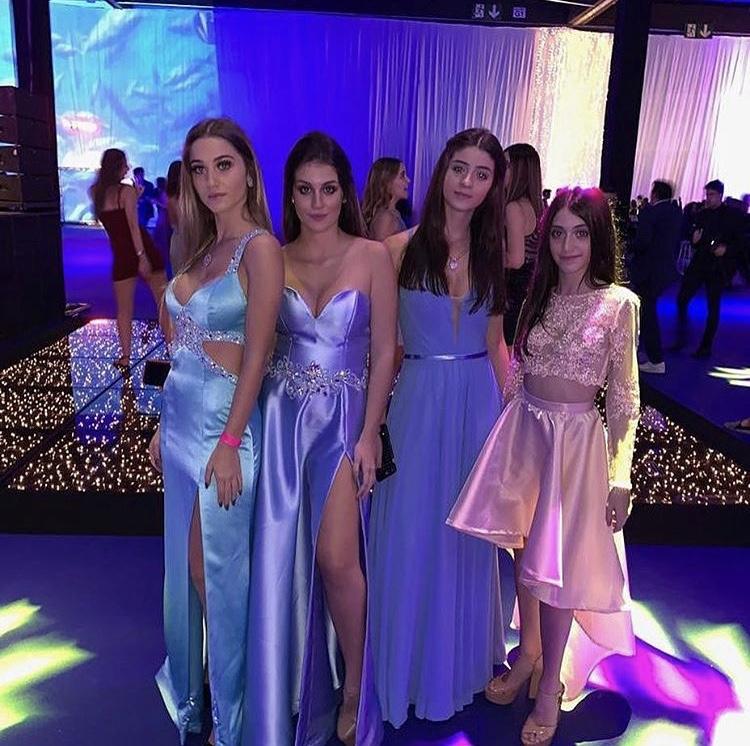 76 - Vestidos tiffany, serenity, hortência e cropped rosê