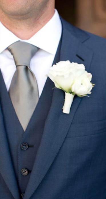 Classic Blue para noivos